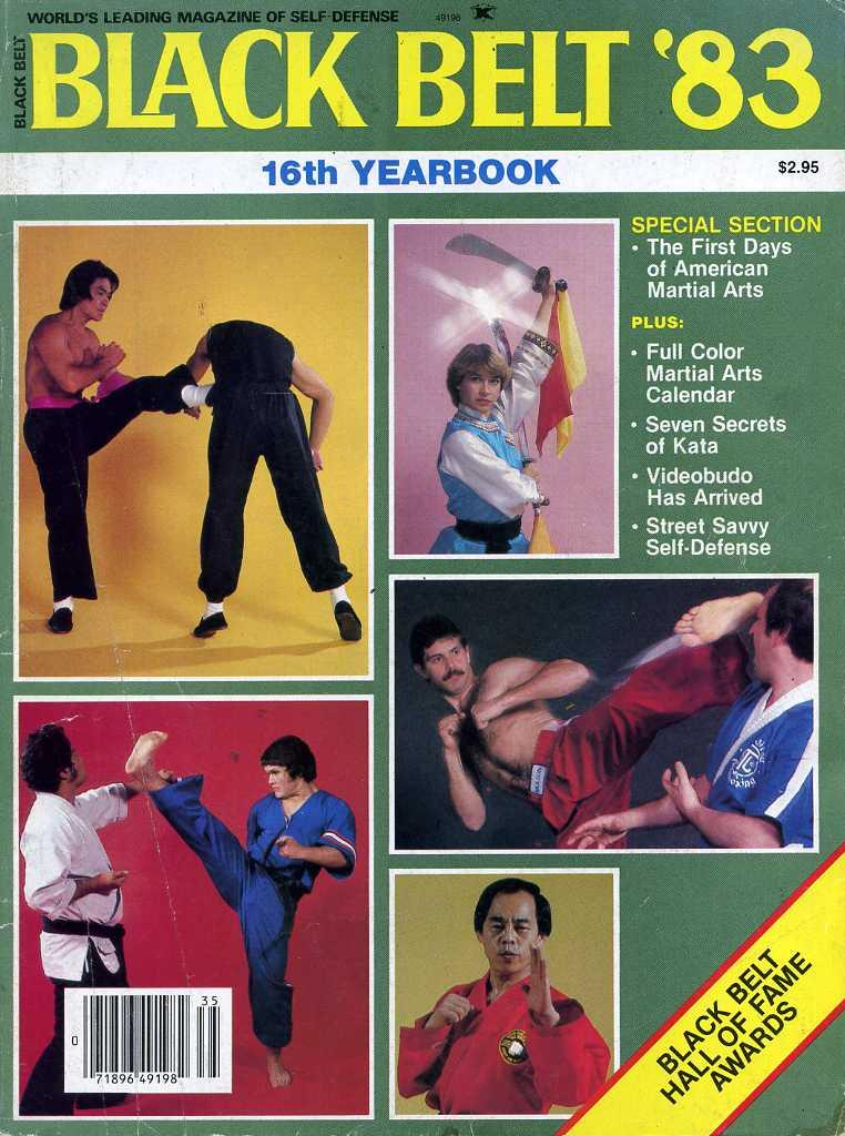 1983 Black Belt Yearbook